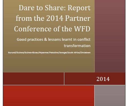 Cover Dare to share